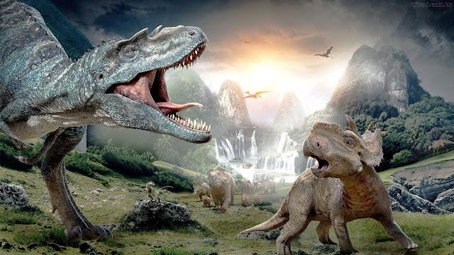 6 Teorias Absurdas Sobre a Extinção dos Dinossauros