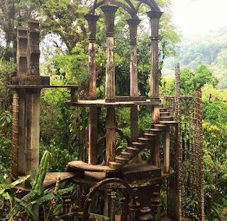 Niesamowite! Las Pozas z tajemniczymi rzeźbami w samym sercu Meksyku