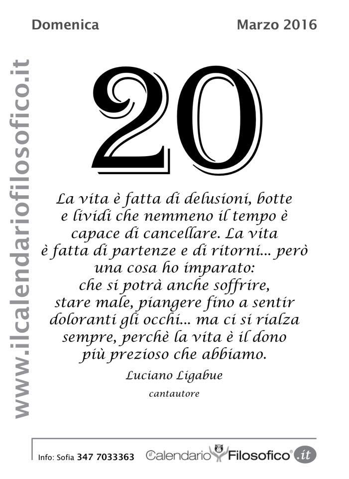 Frasi Calendario Filosofico.Eolie News La Frase Del Giorno Dal Calendario Filosofico