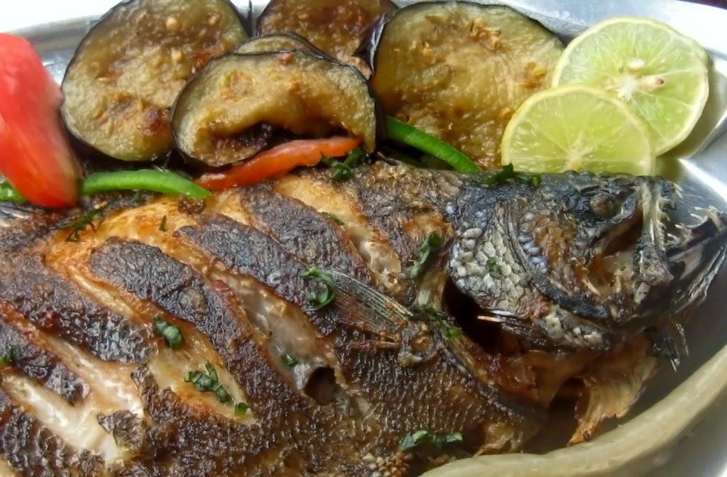 Mis recetas comida hecha en casa como hacer pescado asado for Como cocinar pescado