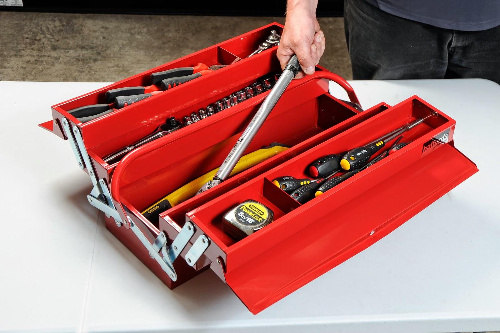 motoring toolbox