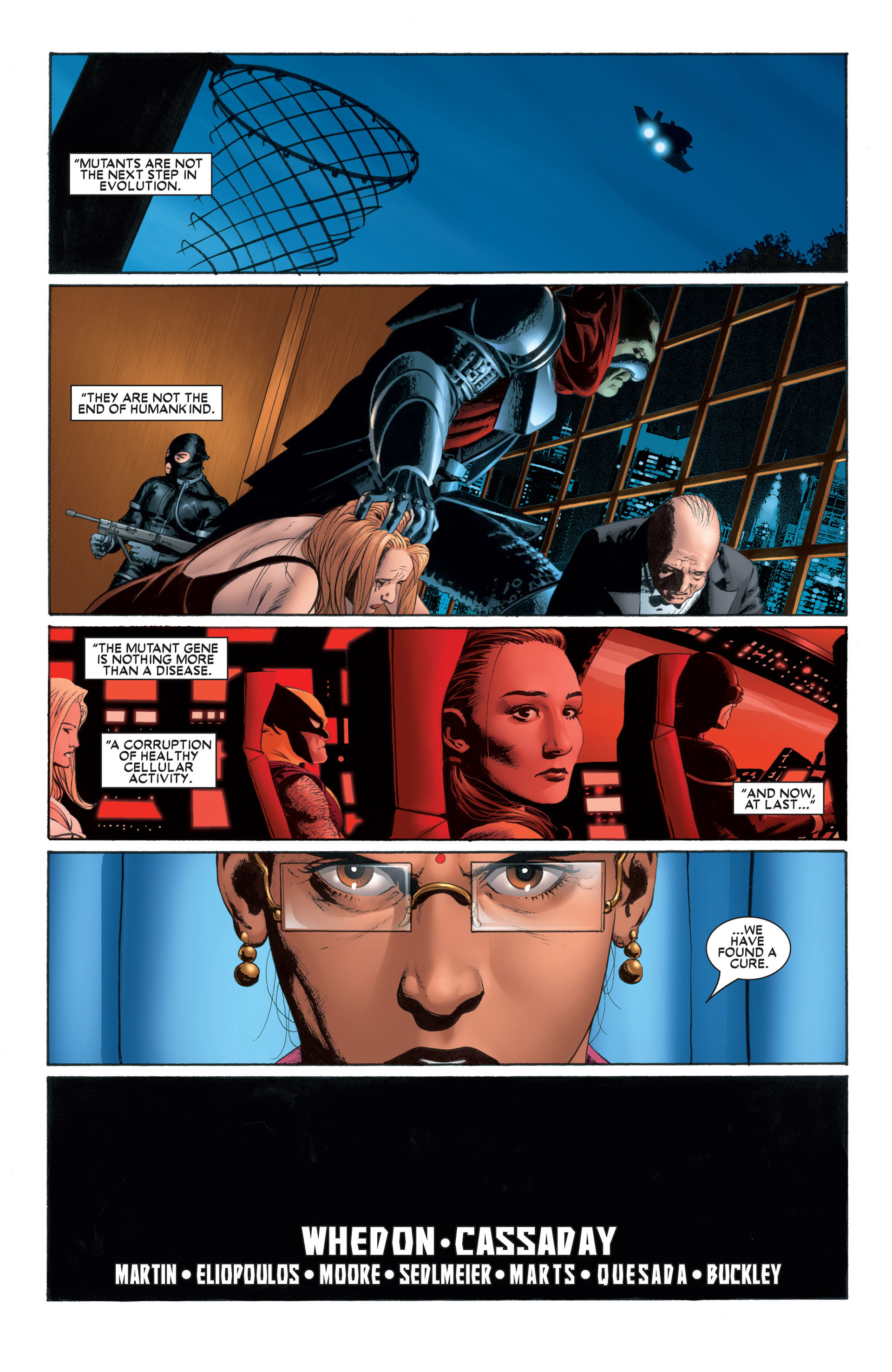 Astonishing X-Men (2004) issue 1 - Page 23