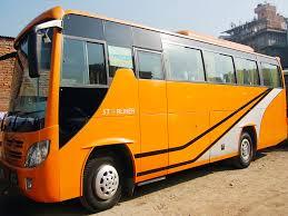 Kathmandu to Besisahr Bus