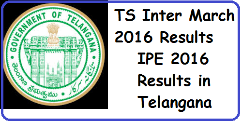 TS Inter 1st,2nd Year Results 2016 results.cgg.gov.in,BIE Telangana 1st,2nd Year Results 2016 and check TS Inter Results at bie.telangana.gov.in : BIEts Inter Results 2016, Inter First(1st) Year March 2016 Result, Inter Second (2nd) Year March 2016 Results,BIE Telangana Inter First Year and Second Year March 2016 Results ,Board of Intermediate First Year and Second Year March 2016 Results. 2016/04/ts-inter-1st2nd-year-march-2016-results.html