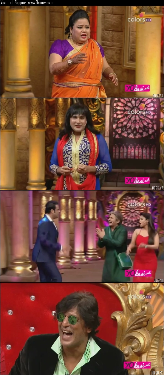 Comedy Nights Bachao 28 May 2016 HDTV 480p