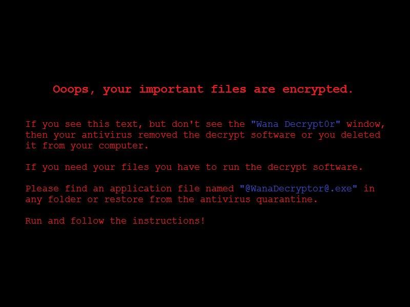 القصة الكاملة لفيروس وانا كراى سؤال وجواب كل ما تريد معرفته عن فيروس ،واناكراى، الذى ضرب الأجهزة حديثاWanaCrypt0r