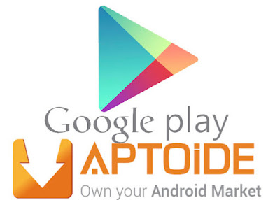 Aptoide - best alternative to google play store