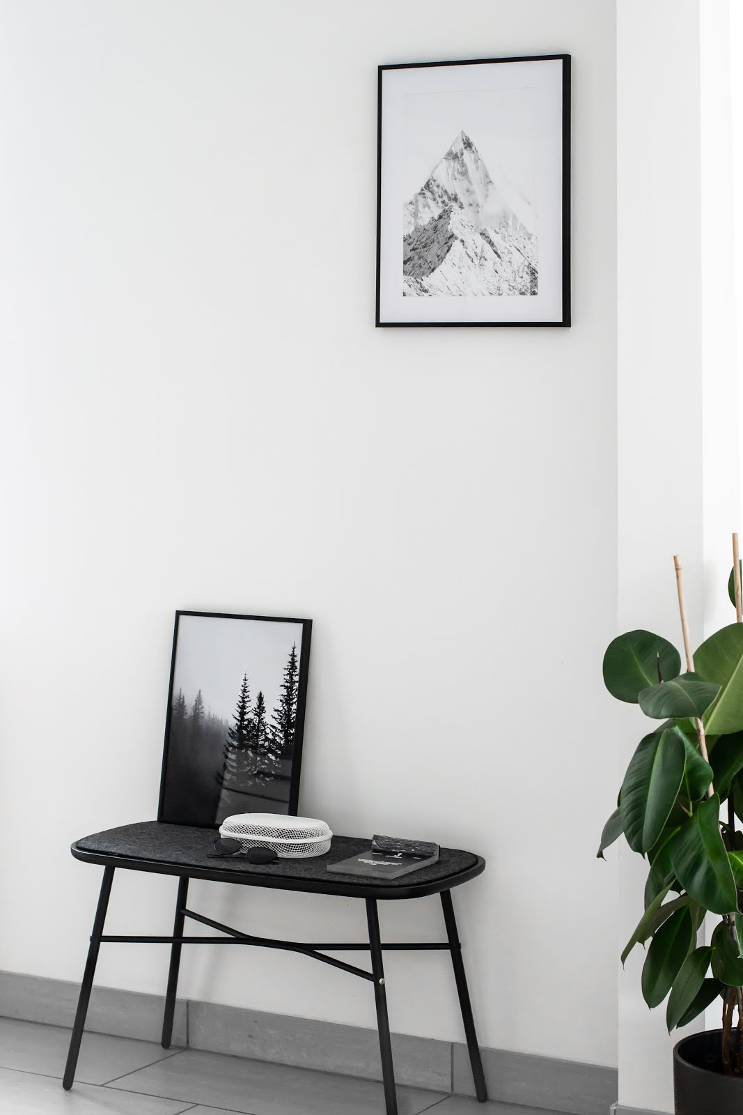 Desenio, posters, interior, interieur, minimal, zwart wit, minimalistisch, black white