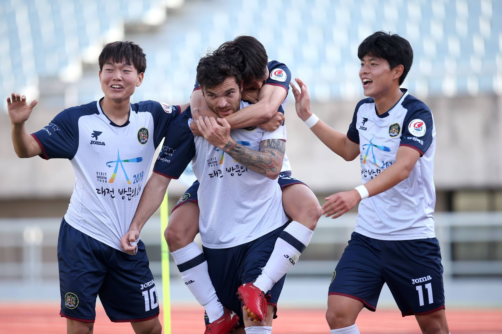 Preview: Daejeon Citizen vs Jeonnam Dragons K League 2 Round 12
