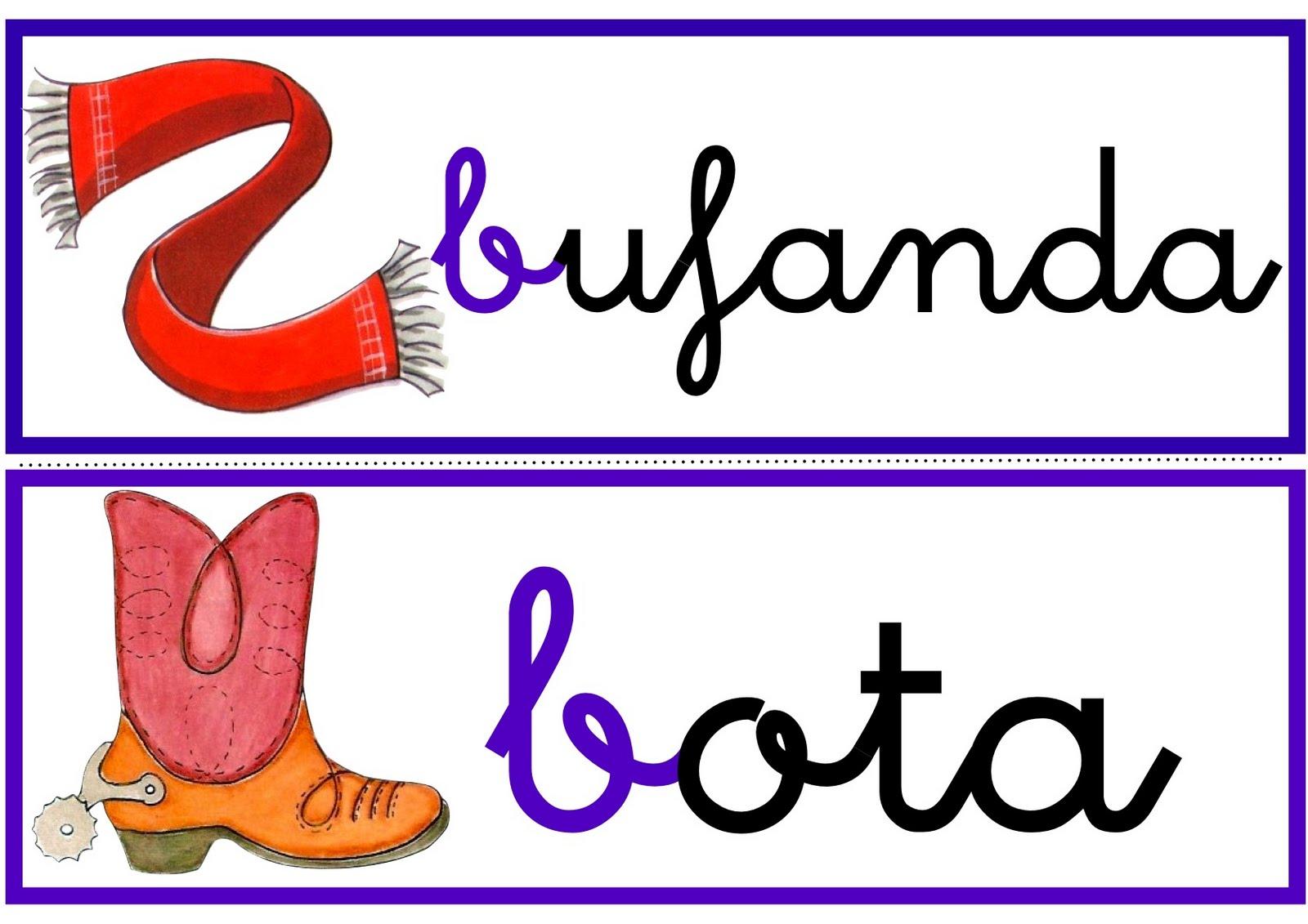 ortograf a dificultades con b y v la eduteca