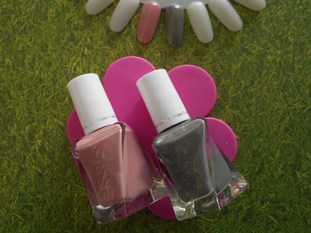 Essie Enchanted Collection - (L-to-R) Princess Charming, Spellbound