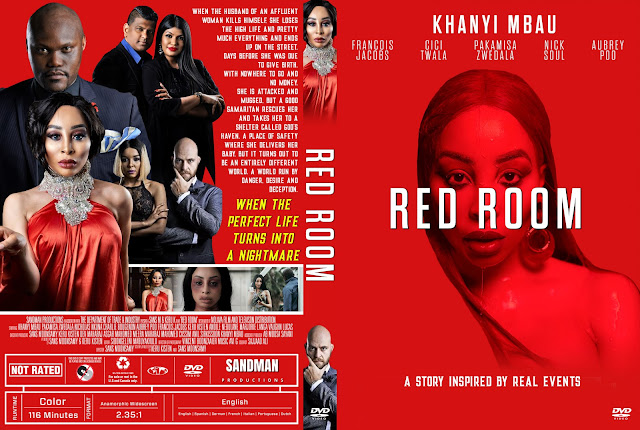 Red Room DVD Cover
