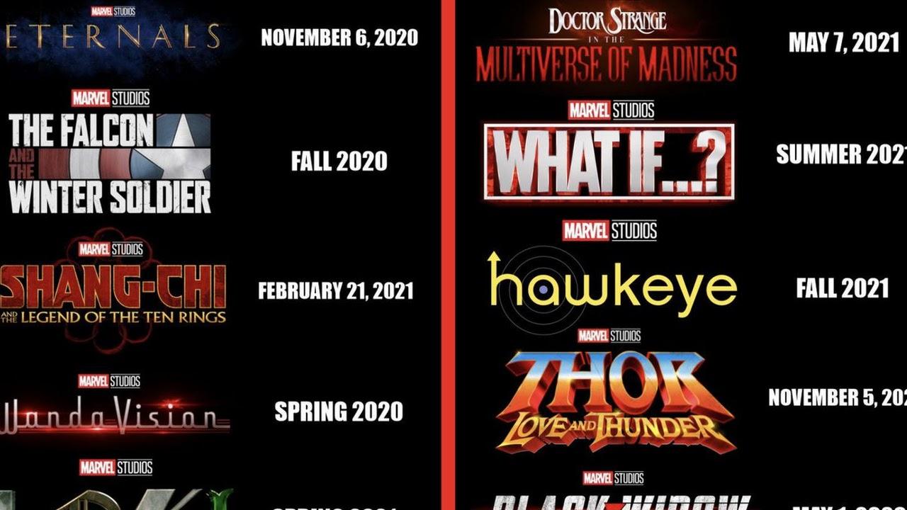 Marvel: conheça os diretores da Fase 4 do UCM