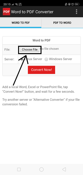 2 Cara Mengubah File Microsoft Word (Docx) ke PDF di Android