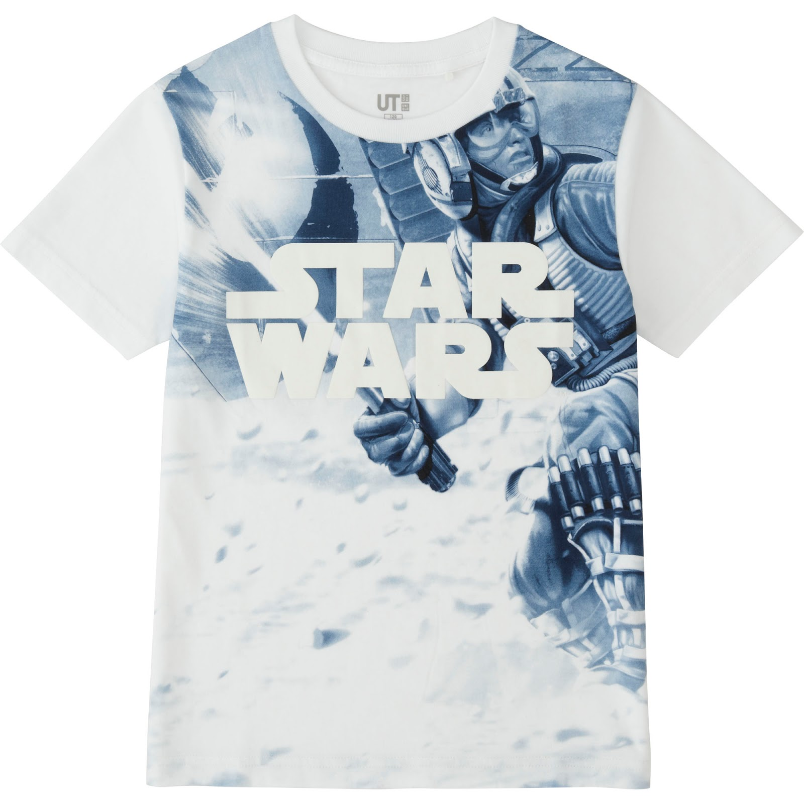 ba1aa1a9c51 Lemon GreenTea  The Force Awakens at UNIQLO Star Wars Collection