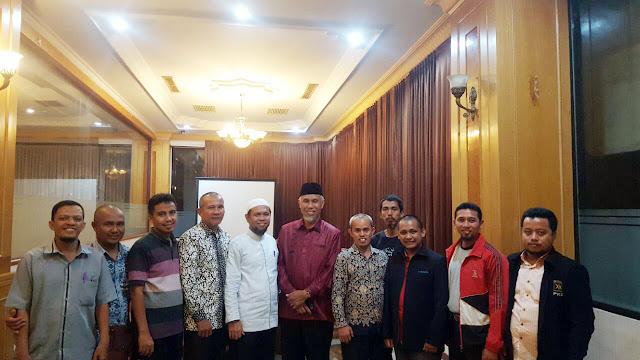 PKS Kota Medan Belajar Kembangkan UMKM dari Walikota Medan