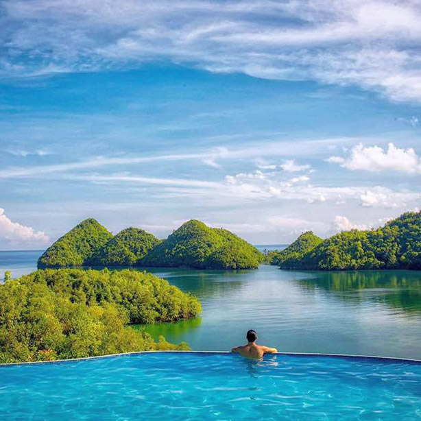 The Philippines' New Paradise featured in PAL's Mabuhay Magazine