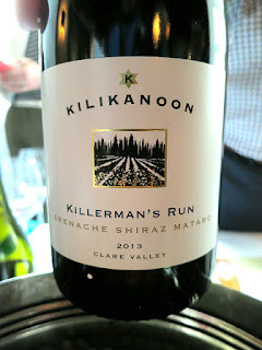 Kilikanoon Killerman's Run Grenache/Shiraz/Mataro 2013 (88+ pts)