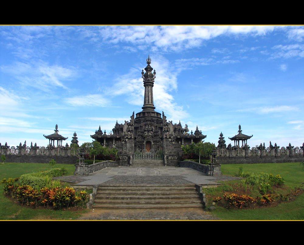 Denpasar Cultures Bajra Sandhi Monument