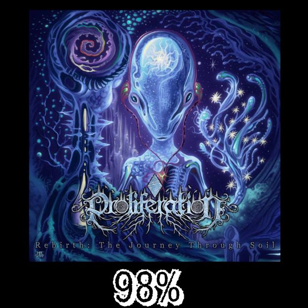 Reviews: Proliferation - Rebirth: The Journey Through Soil
