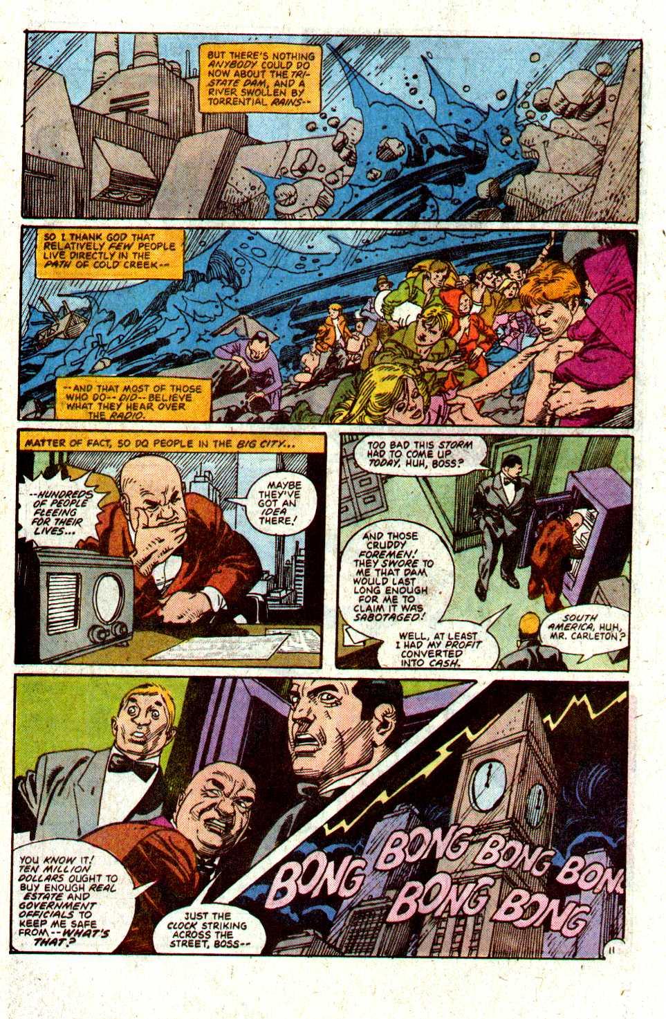 Read online Secret Origins (1986) comic -  Issue #28 - 33