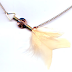 How to Make Arrow and Feather Necklaces