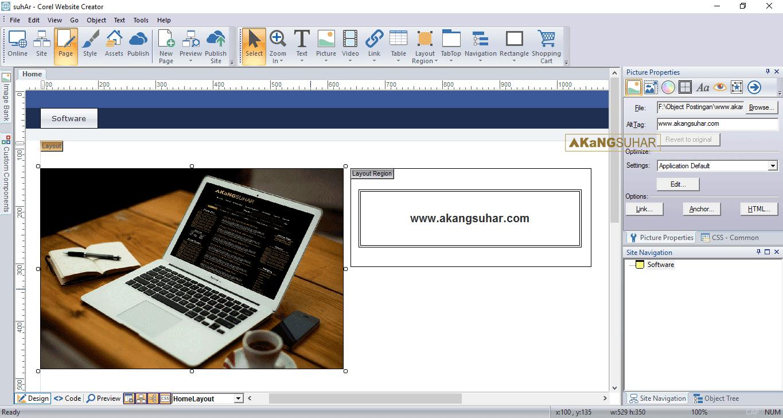 Download Corel Website Creator 15 Final Full Serial Number