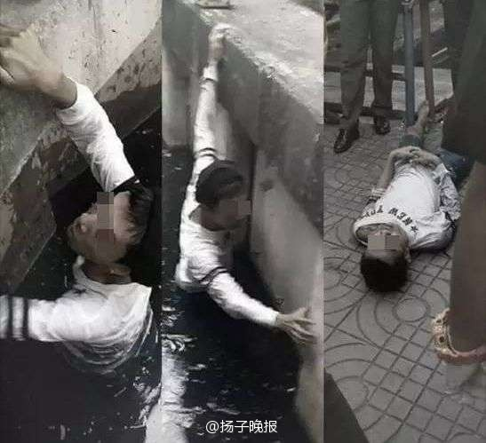 These Bystanders in Thailand Chose to Take Pictures of a Drowning Man Instead of Helping Him! SHOCKING!