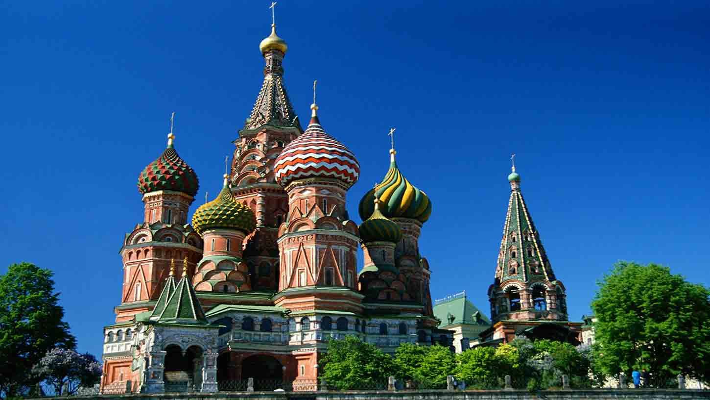 Russian Adventure: St Basil\u0027s cathedral - Red Square ...