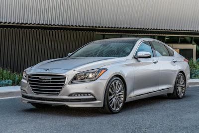 Nuova Era Hyundai Genesis G80