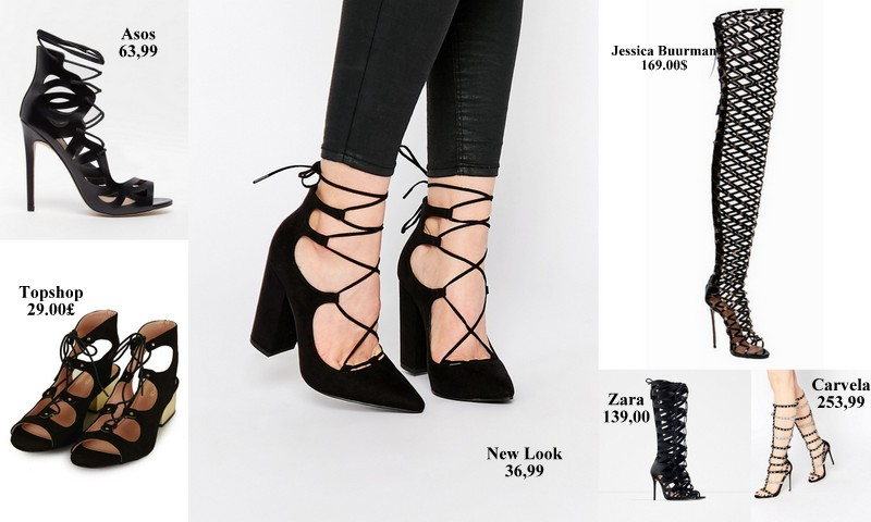 FashionShopping A Heels Called Caged TipsLace Sandalsamp; Dream Up rCeBdxo