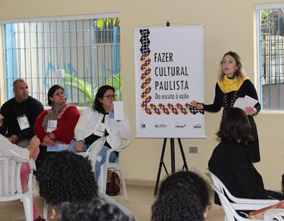 """Encontro discute desafios do """"fazer cultural"""" no Vale do Ribeira"""