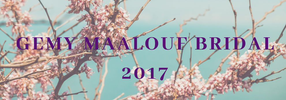 Gemy Maalouf Collection- 2017