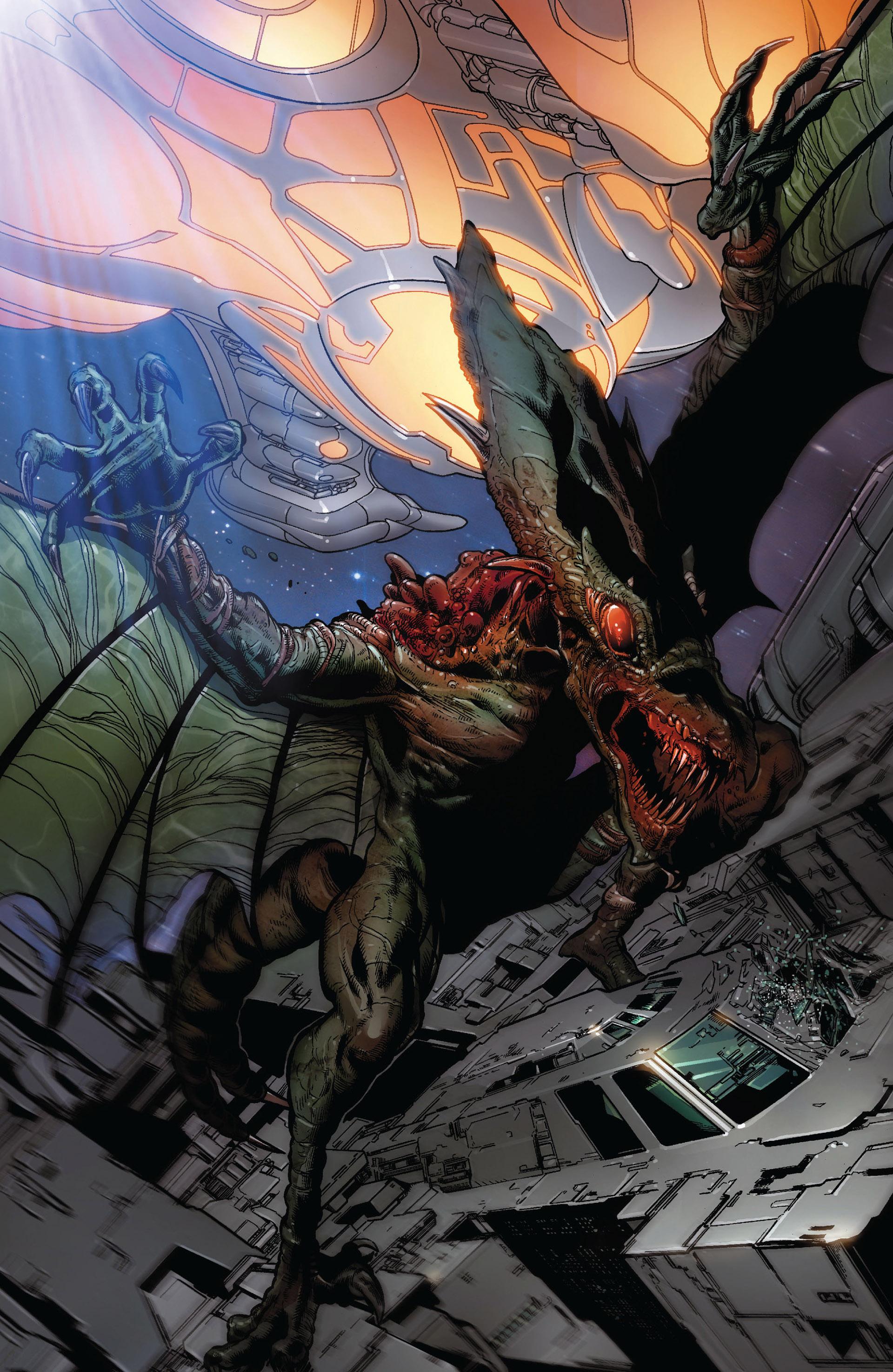 Read online Astonishing X-Men (2004) comic -  Issue #34 - 9