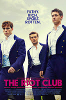 The Riot Club (2014) online y gratis