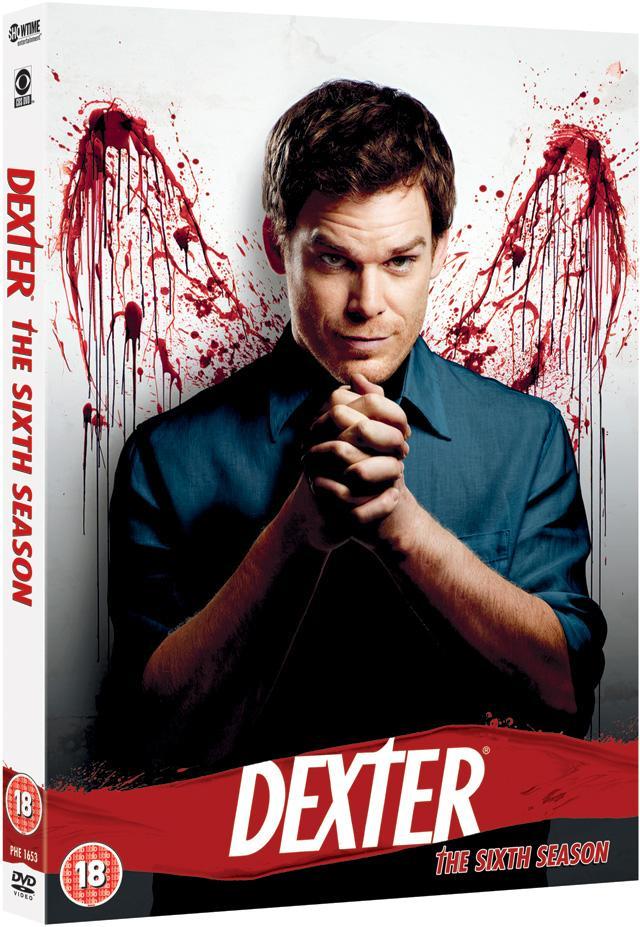Dexter 2011: Season 6 - Full (12/12)