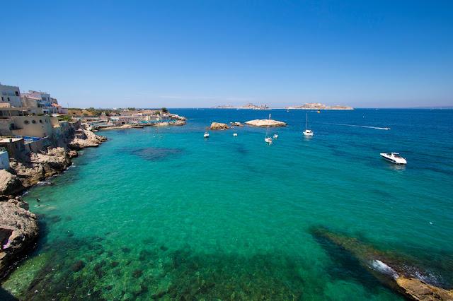 Marsiglia-Spiaggia dei catalani