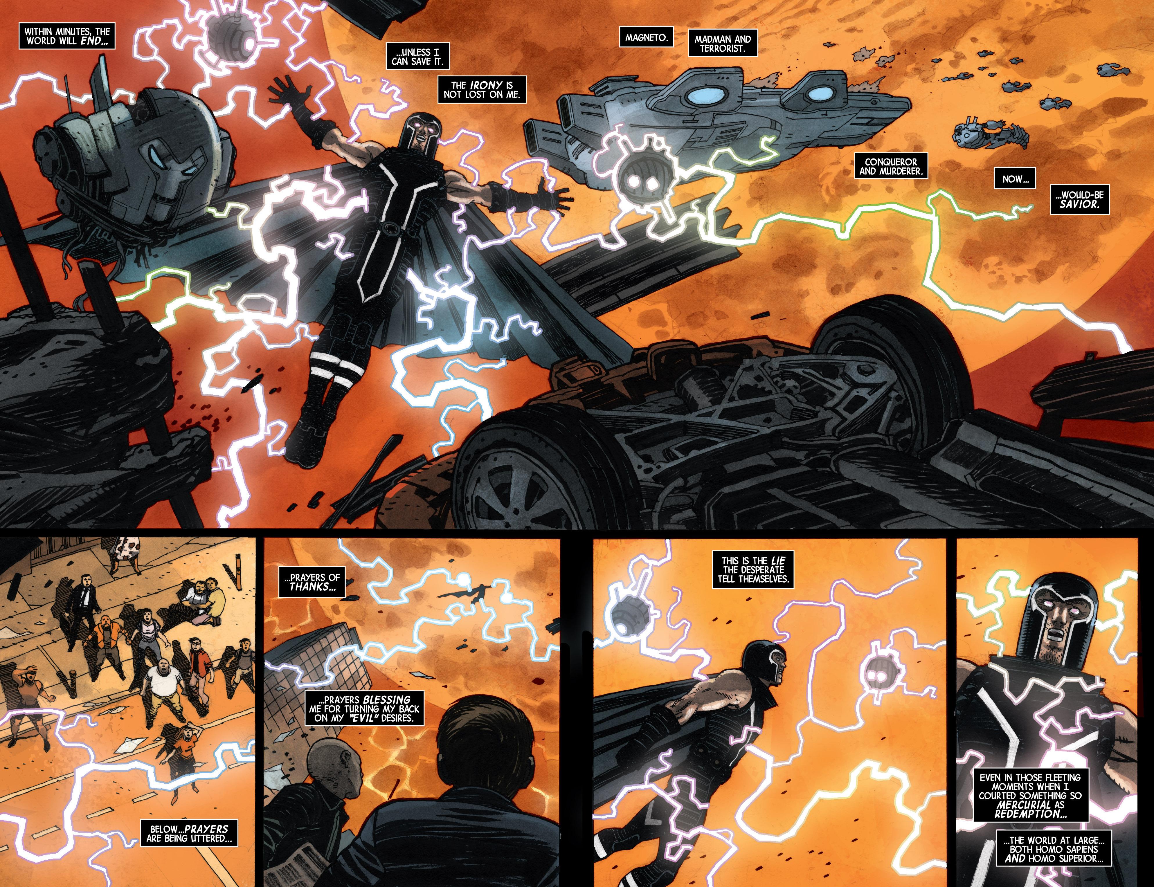 Read online Secret Wars: Last Days of the Marvel Universe comic -  Issue # TPB (Part 1) - 200