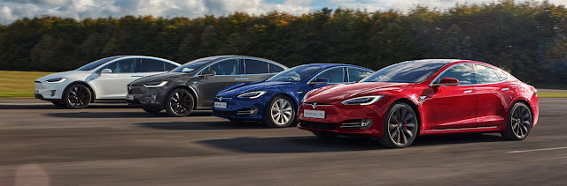 World's Number 1 Electric Cars | Tesla Vehicles