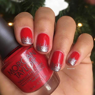 The red color is popular in all things such as fashion 26+ Pretty Red And Leopard Print Nails Ideas For Special Occasions