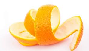 Ini kulit jeruk