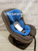 Convertible Baby Car Seat GioBaby GB800E Group 0+ dan 1 (0 - 18kg)