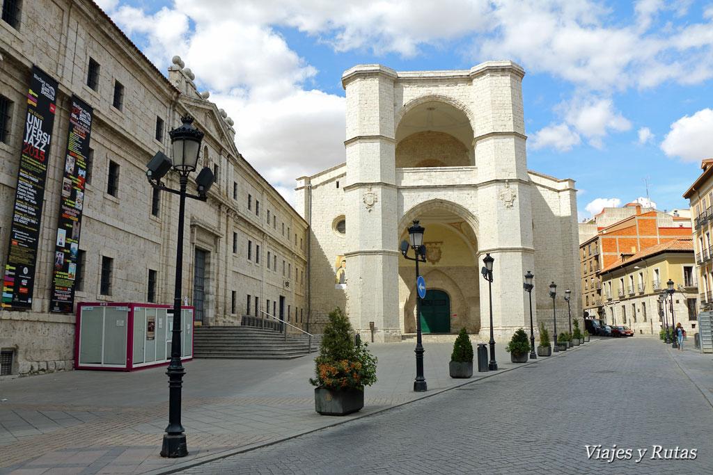 Qué ver en Valladolid: San Benito el Real
