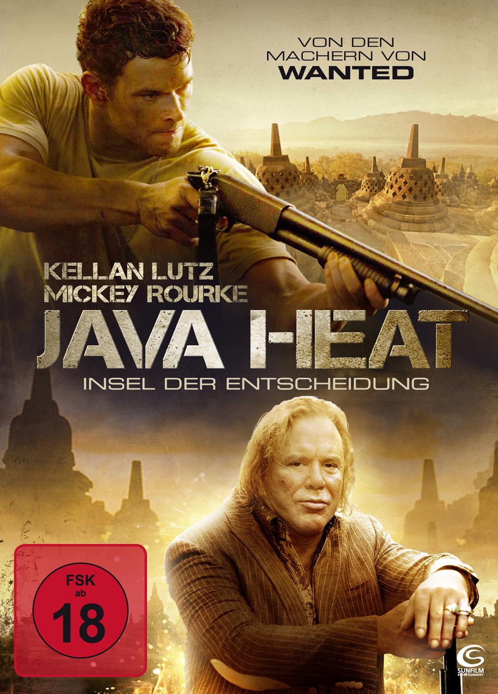 Java Heat affiche