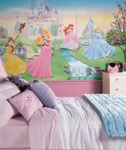 valokuvatapetti lapsia Disney prinsessa lastenhuone tapetti lasten tapetti