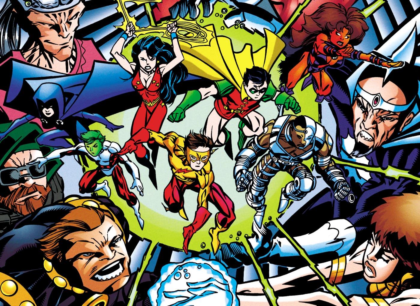 Teen Titans  Comics - Comics Dune  Buy Comics Online-7937