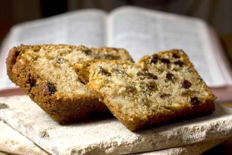 gâteau biblique