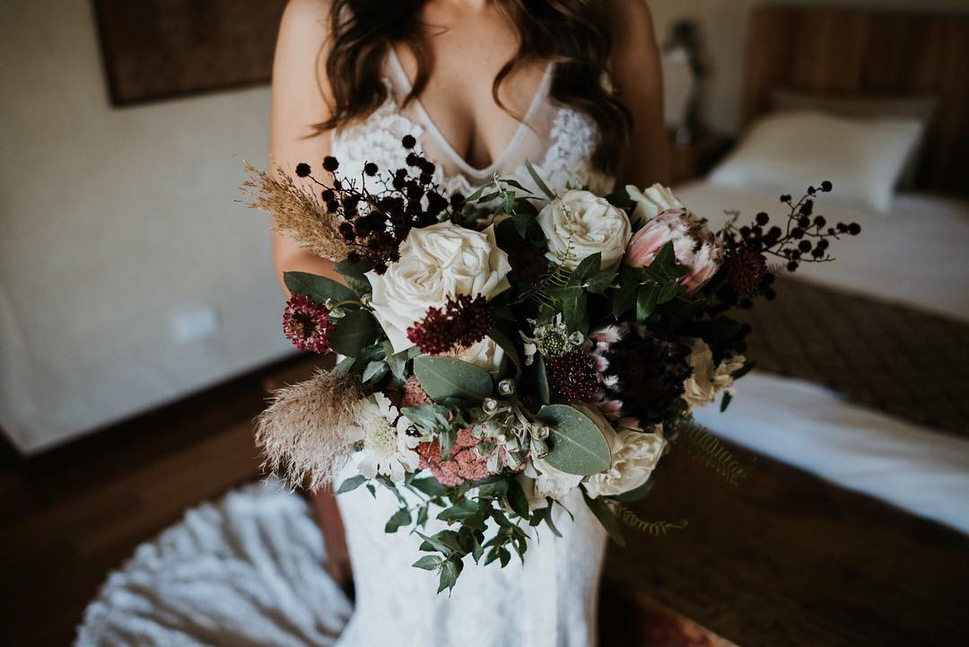 WEDDING FLOWERS PERTH BRIDAL BOUQUET INSTALLATIONS Jimmy Izo Photography