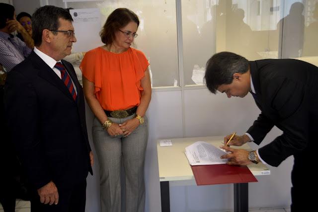 Prefeito de Goiana viabiliza terreno para Tribunal Regional do Trabalho