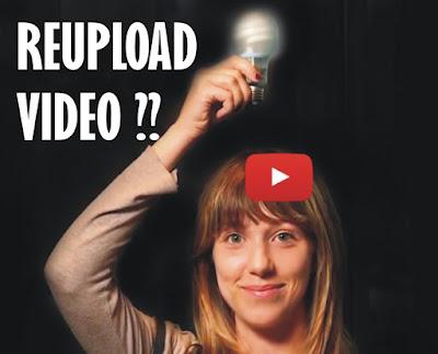Bolehkah Kita Reupload Video Orang Lain Dijadikan Kompilasi ??